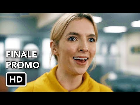 "Killing Eve 3x08 Promo ""Are You Leading or Am I?"" (HD) Season Finale 