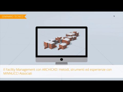 Il Facility Management con ARCHICAD