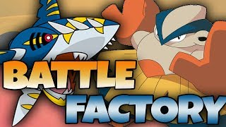 Pokemon Showdown Live: BATTLE FACTORY FREE FOR ALL w/ PokeaimMD, CBB, Emvee, and Moet by Thunder Blunder 777