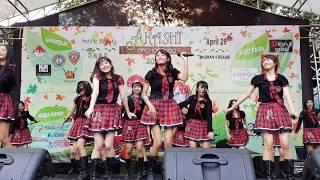 JKT48 - Part 1 @. Akashi Sman 4 Bekasi
