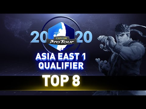 CPT 2020 Online Asia East #1 - Top 8