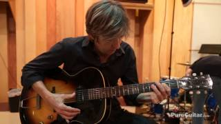 Eric Johnson's Favorite Guitars - Bequeathed Gibson ES-150