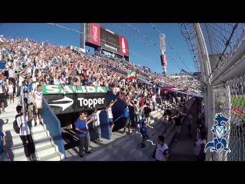 Video - Grito del Primer Gol Vs Aldosivi (Cámara Fija) | Torneo 2015 | Fecha 01 - La Pandilla de Liniers - Vélez Sarsfield - Argentina