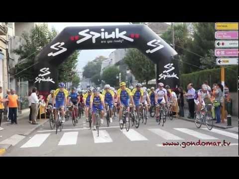 XIV marcha cicloturista.