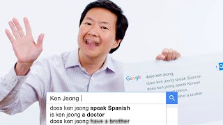 Video Ken Jeong Answers the Web's Most Searched Questions | WIRED MP3, 3GP, MP4, WEBM, AVI, FLV Agustus 2018