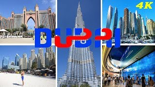 Video DUBAI - UNITED ARAB EMIRATES 4K 2018 TOP ATTRACTIONS MP3, 3GP, MP4, WEBM, AVI, FLV Agustus 2019