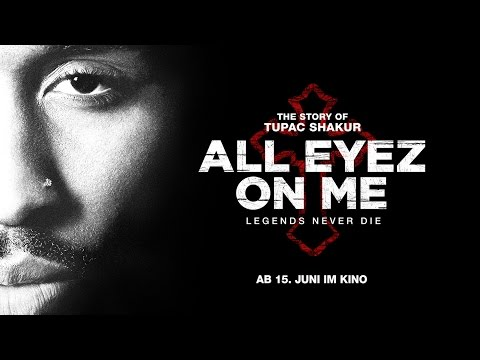 ALL EYEZ ON ME - offizieller Trailer 2
