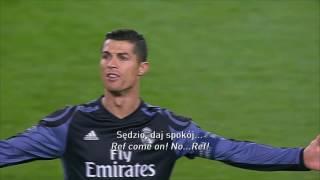 """Podsłuchali Ronaldo podczas meczu z Legią – """"Wyglądają jak dzieciaki"""""""