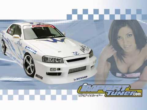 Ramiz – Import Tuner Auto Models  /Araba mankenleri yeni new 2008