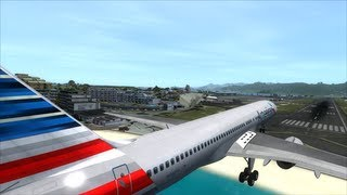 FSX - American Airlines Boeing 757-200 Landing in Manchester [HD + 3D]Please Like & SubscribeAddons for this videoOscar Cloud V3757 Jetliner FreemiumFrapsUK2000 Manchester Extreme Demo