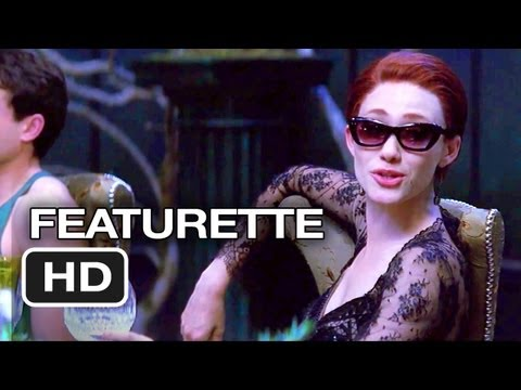 Beautiful Creatures Featurette - The Casters (2013) - Alice Englert, Emmy Rossum Movie HD