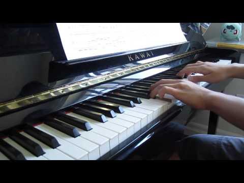 南里侑香 - BLOODY HOLIC (ブラッドラッド ED1) Piano Arrangement (видео)