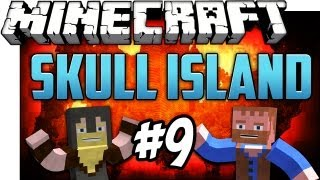 Minecraft: SKULL ISLAND | Ep.9, Dumb and Dumber