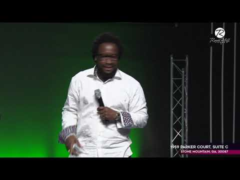 """GIVE ME LIFE""By Dr.Sonnie Badu At RockHill Church(Destiny Arena)"