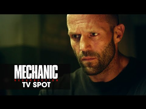 Mechanic: Resurrection (TV Spot 'Eliminate')
