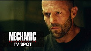 "Mechanic: Resurrection - ""Eliminate"""