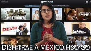 HBO Latinoamerica y Dish anunciaron que se unieron para traer a Mexico el servicio de streaming de HBO. Para más noticias vayan a http://elkiwi.mx No ...