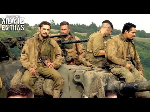 Go Behind the Scenes of Fury (2014)