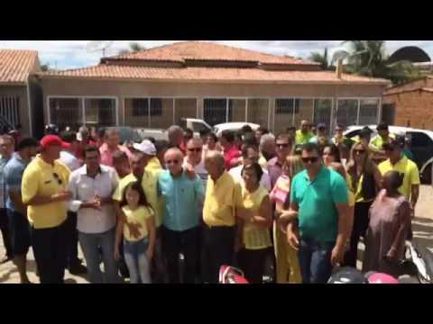 Convenção do PTB em Igaracy do candidato lidio Carneiro