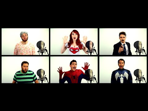 The Warp Zone Performs an A Capella Cover of the Classic SpiderMan Theme