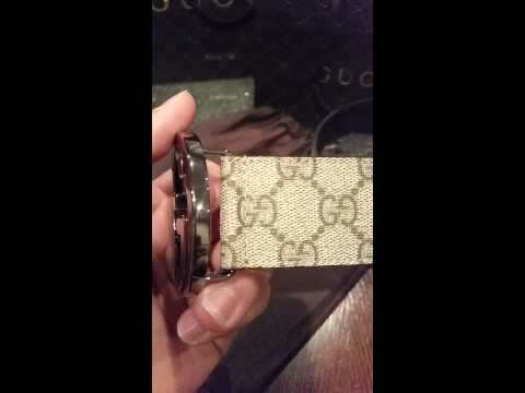 Video How to tell if a GUCCI Belt is Authentic or Not download in MP3, 3GP, MP4, WEBM, AVI, FLV January 2017