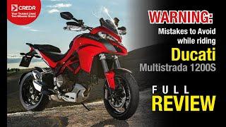 6. Ducati Multistrada 1200S: Perfect Superbike for India?