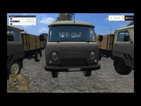 UAZ 452D Transport Set v1.0