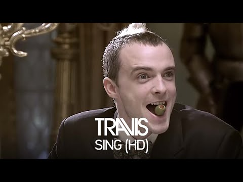 Sing - Travis' infamous video for the first single from their third album