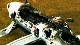 plane crash Audio Recordings Released Of Emergency Calls From San Francisco Plane Crash