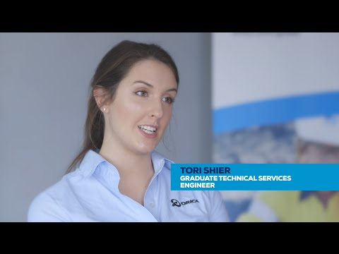 Orica - Global Graduate Program