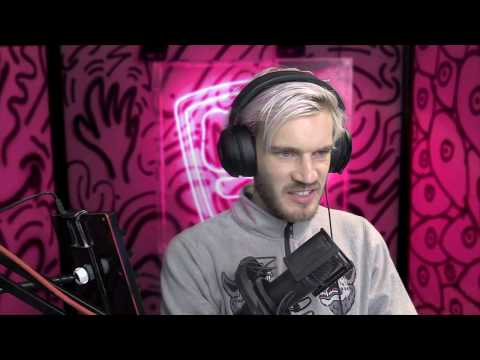 Pewdiepie Being Protective Over Marzia For Almost 2 Minutes (reupload And Read Description).