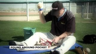 Wilson Baseball glove master Aso shows his time-tested method for breaking in a baseball glove. Watch as he takes us through ...