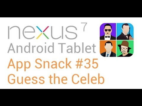 Video of Guess The Celeb - Full
