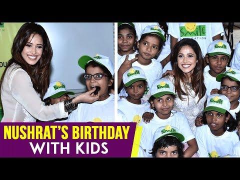 Sonu Ki Titu Ki Sweety's Nushrat Bharucha Birthday