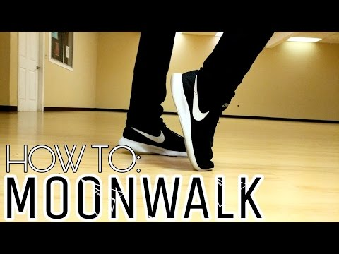 Download HOW TO: LEARN TO MOONWALK IN 5 MINUTES! 3 EASY STEPS! MP3