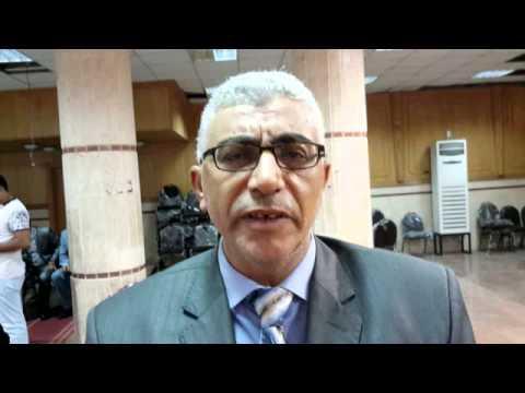 يوسف رفعت: لابد من عمل لجان اقتصادية داخل نقابة المحامين
