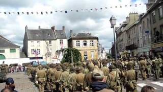 Carentan France  city photos gallery : Star Spangled banner at Carentan Normandy France