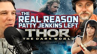 The Real Reason Patty Jenkins Left Thor: The Dark World - SEN LIVE #95 by Schmoes Know