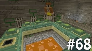 Minecraft Xbox - Sky Island Challenge - Let's Find A Stronghold!! [68]