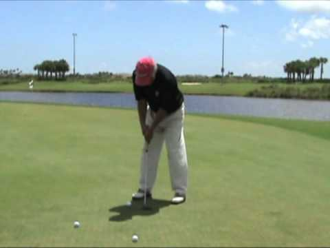 Golf Lesson, How to become a great putter