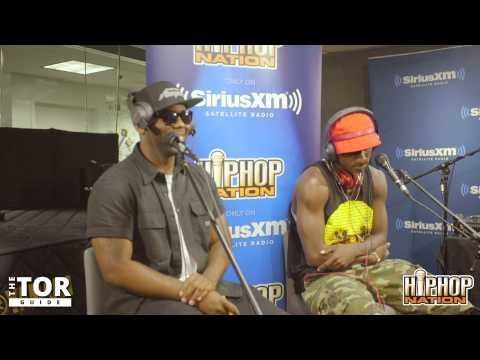Funk Volume Does Crazy Group Freestyle and Takes Calls From Their Loyal Fans  W/ @Torae