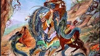 Shahnameh Ferdowsi--third Adventure Of Rostam