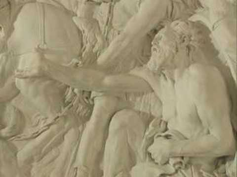 Sculpting das große - Der Louvre (2/6)