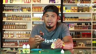 Video REVIEW Setting Doggy Tank with Flavour ISMAIL Vanilla Custard 18mg !! MP3, 3GP, MP4, WEBM, AVI, FLV September 2018