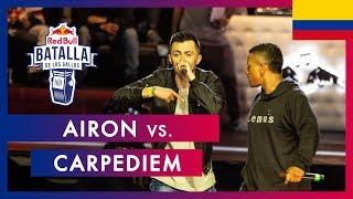 AIRON vs CARPEDIEM - Cuartos | Final Nacional Colombia 2019
