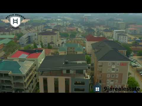 Newly Built Commercial Property / Office Space TOLET at Wuye Abuja
