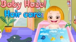 Baby Hazel Haircare Games-Baby Games 2013