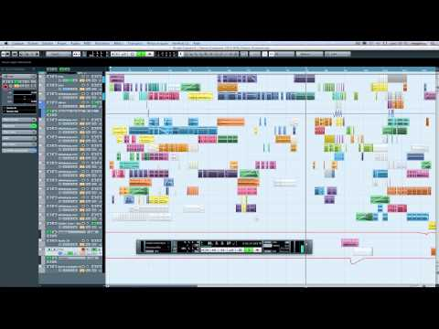 Dance Computer 2012 – Megamix By Willy Deejay (Cubase 6)
