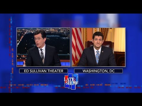 WATCH: Paul Ryan is probably open to being president