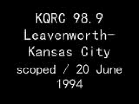 KQRC 98.9 Leavenworth-Kansas City, 20 June 1994. scoped aircheck from 98.9 the Rock on 20 June 1994. therobz; Length: 5:47; Tags: rock kqrc kansas city